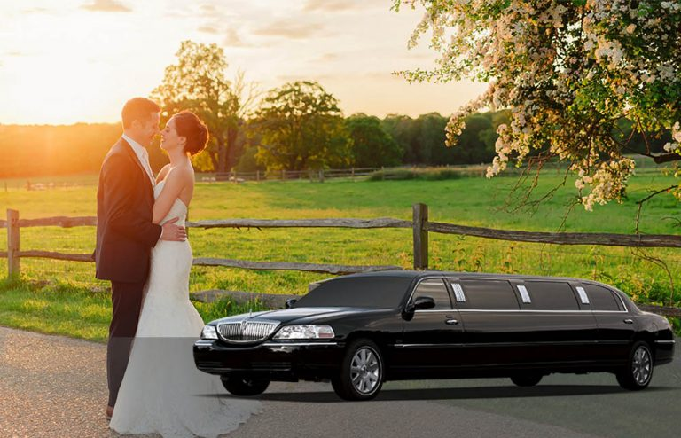 wedding limo from va executive