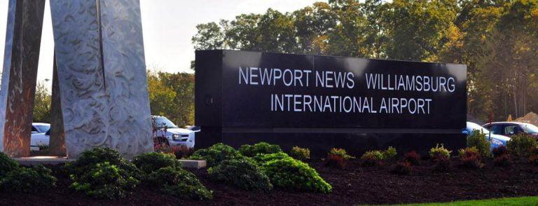 newport news / williamsburg airport