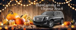 safe transport to thanksgiving events in virginia beach
