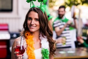 St. Patrick's Day Special Event Transportation in Virginia Beach